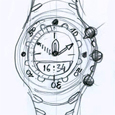 TIMEX WATCHES - Timex Watch-005