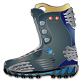SNOWBOARD BOOTS - Dee Luxe-007