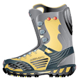 SNOWBOARD BOOTS - Dee Luxe-009