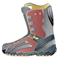 SNOWBOARD BOOTS - Dee Luxe-010