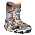 SNOWBOARD BOOTS - Dee Luxe-016